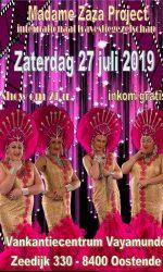 27 juli Oostende Vayamundo