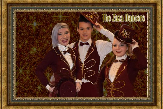 the zaza dancers